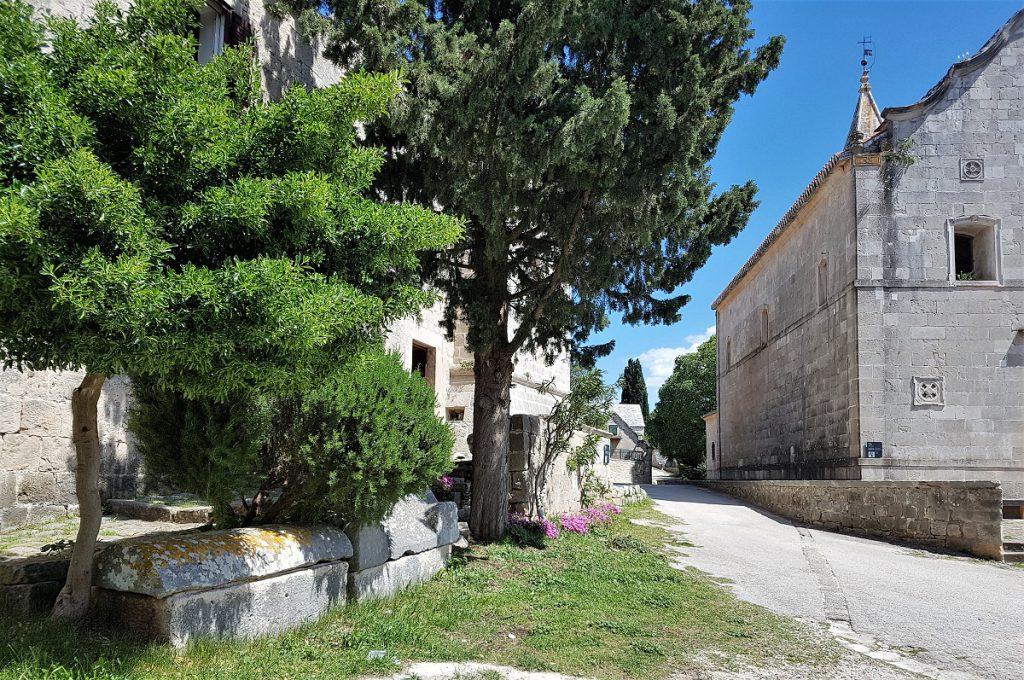 Skrip op Brac bij Split