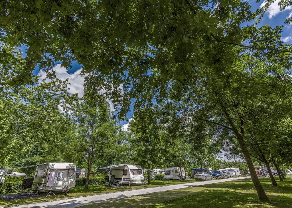 camping binnenland kroatie