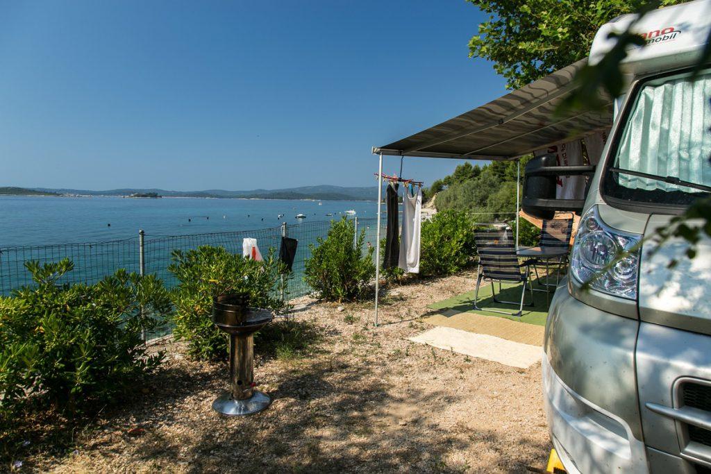 camping zuid-kroatie