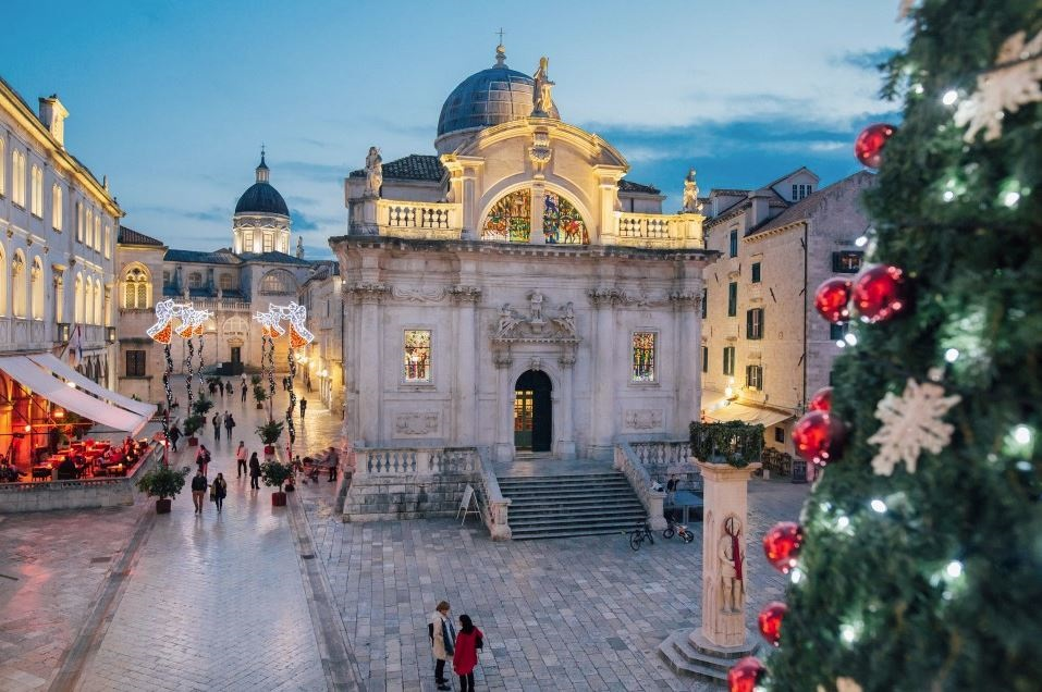 Kerst in Kroatie Dubrovnik