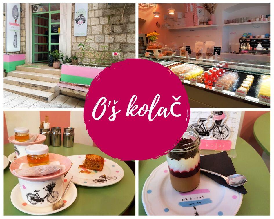 koffie drinken in Split