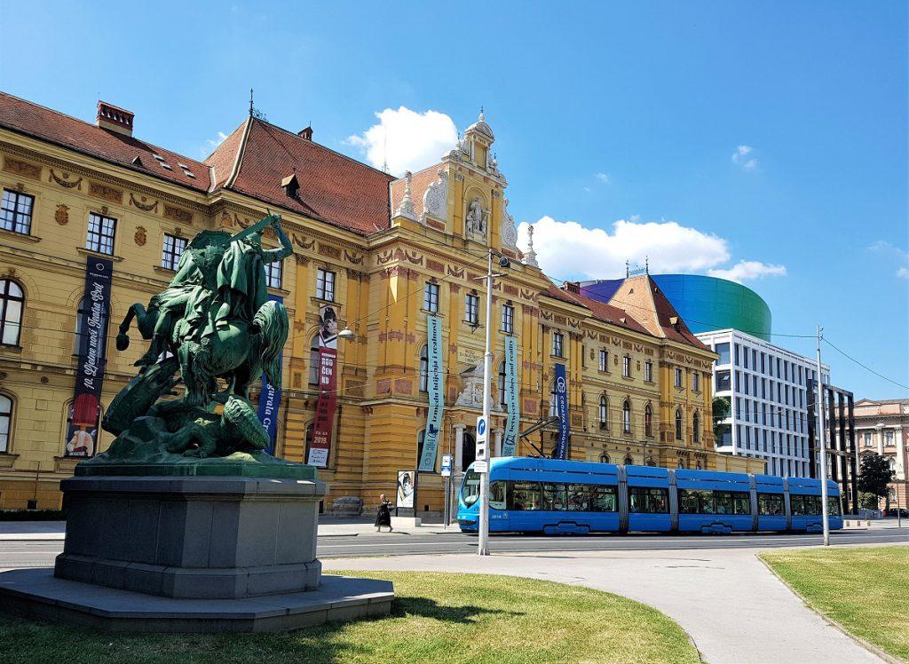 museum in zagreb