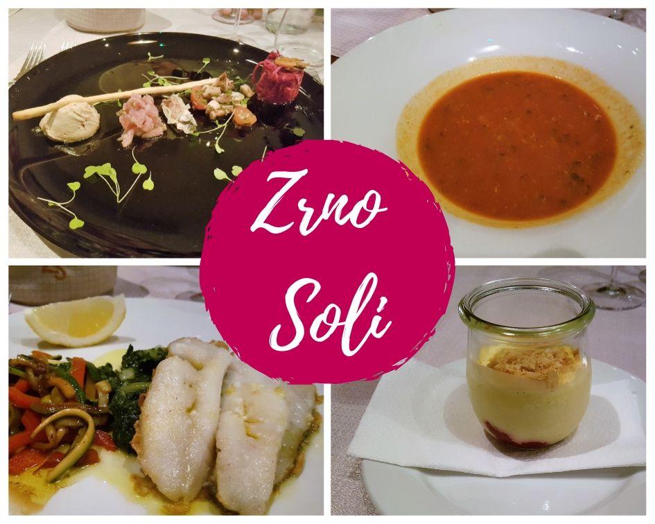 restaurant zrno soli in split